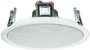 inbouw 100 v speaker