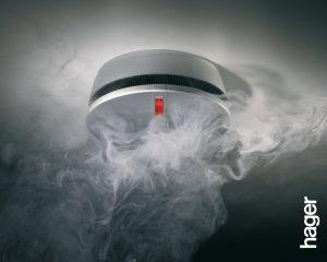 hager rookmelder
