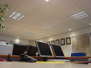 kantoorverlichting