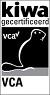 kiwa vca logo