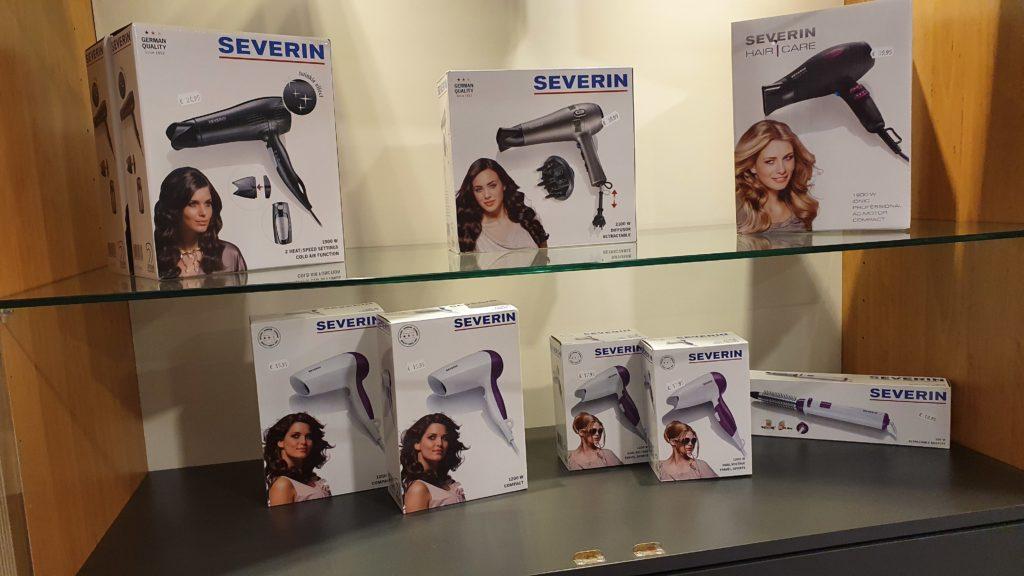 Severin haarverzorging